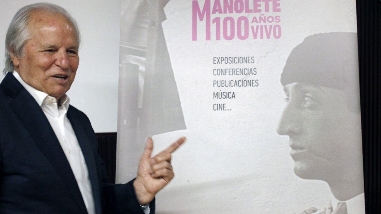 Manuel Benítez, en un acto público en 2017. (EFE)
