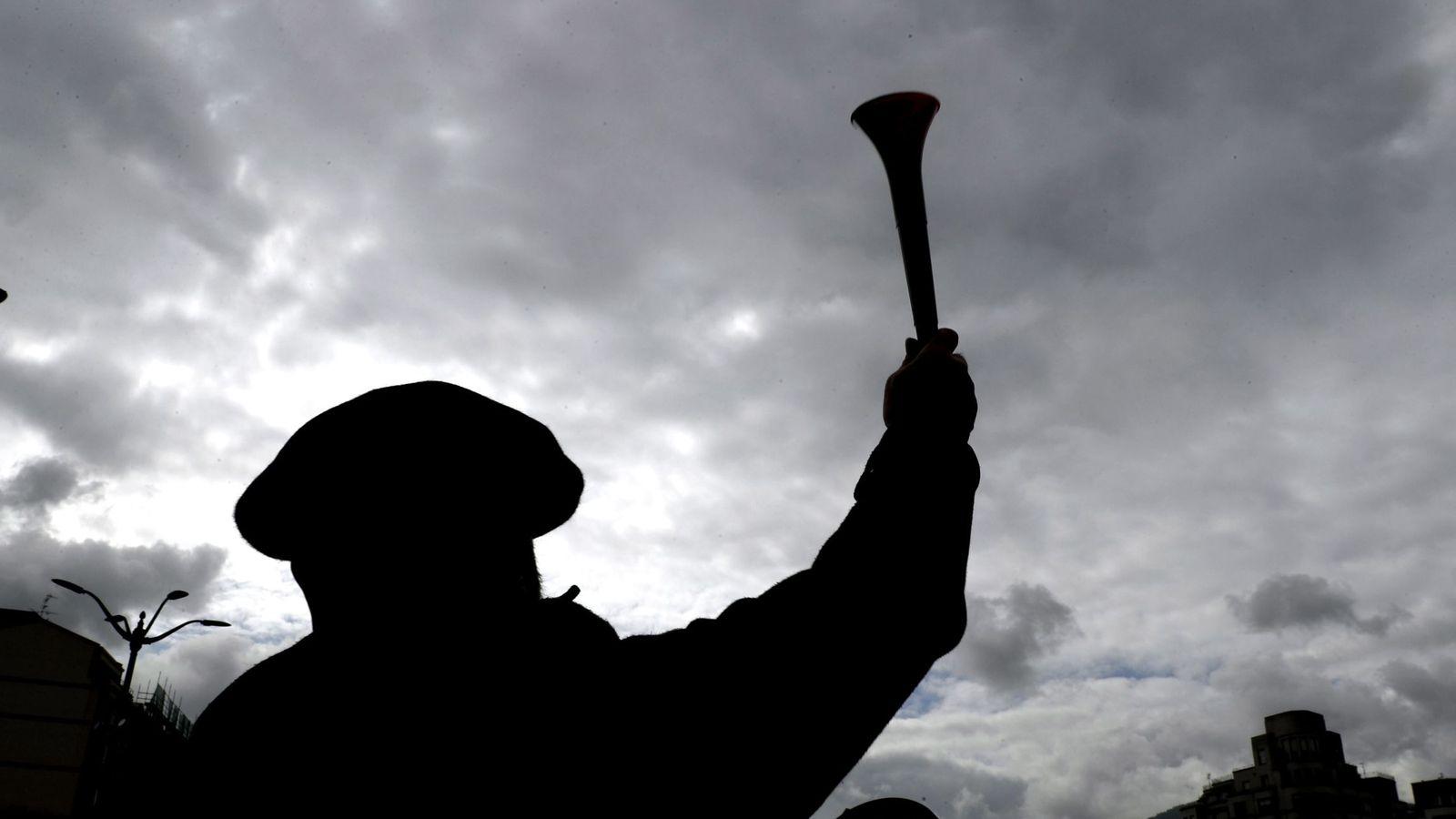Foto: Reivindicación de unas pensiones públicas dignas (Efe).