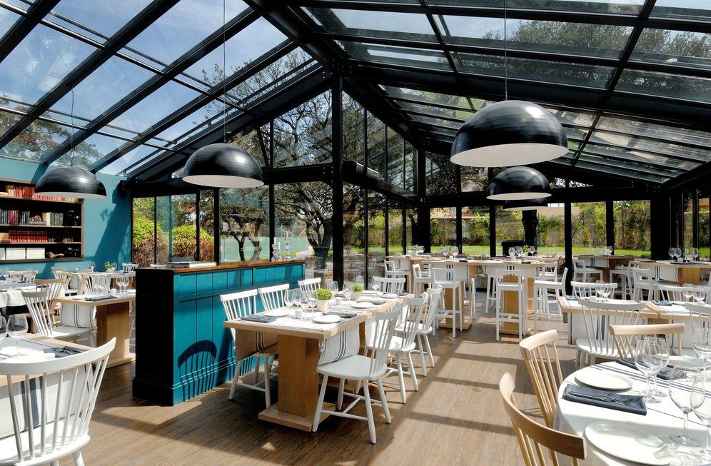 Restaurantes terrazas de oto o d nde comer sin dejar de - Invernadero en terraza ...