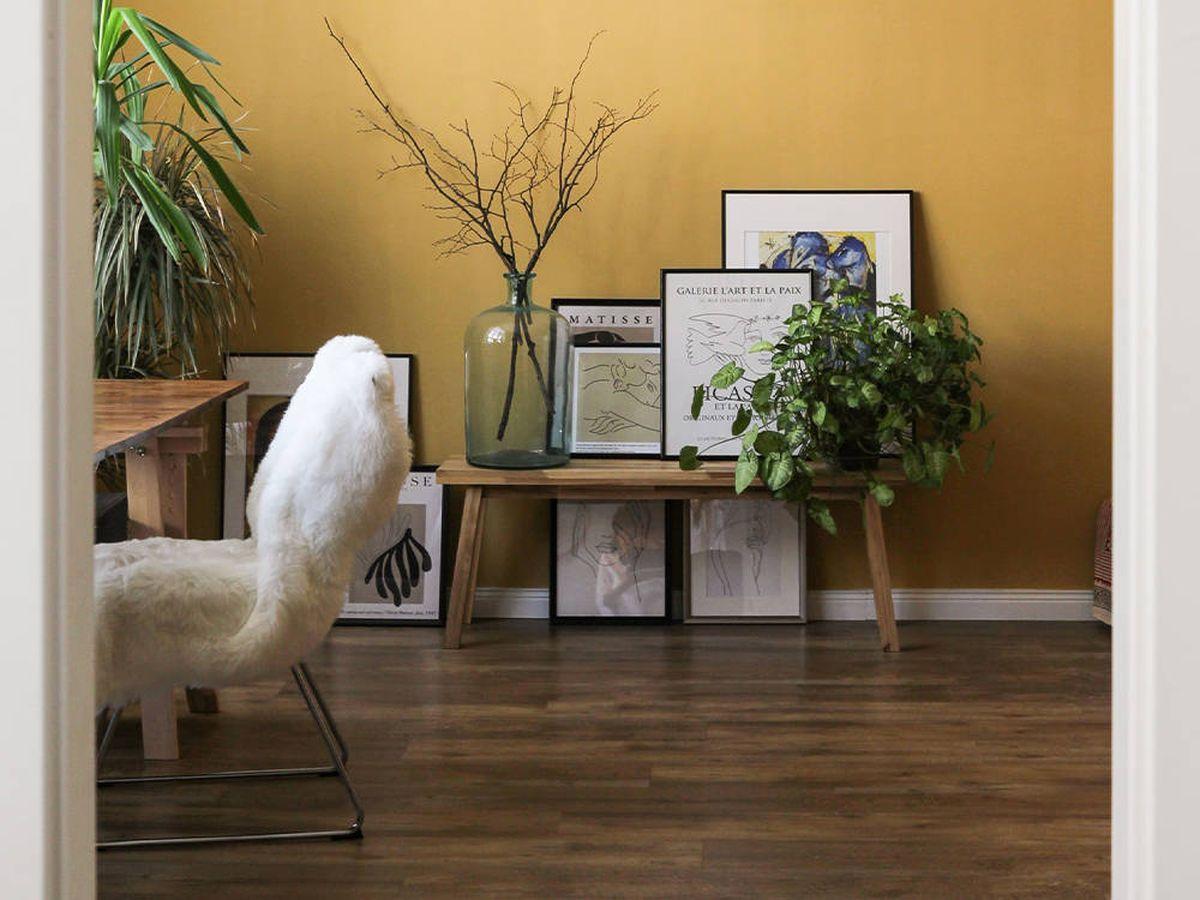 Foto: Cinco ideas de decoración para elegir el suelo de toda la casa con mucho estilo (Beazy para Unsplash)