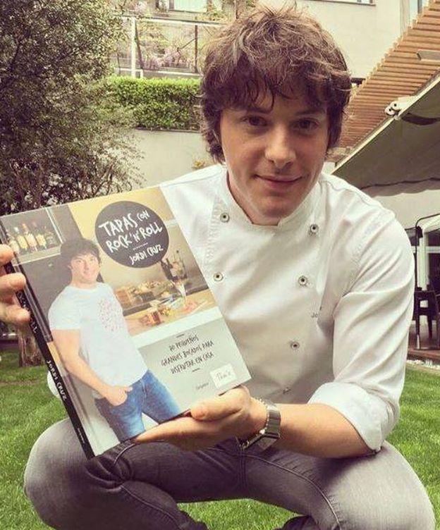 Libro De Cocina De Jordi Cruz | Masterchef De Las Tapas Gratis Al Leon Come Gamba Las Otras