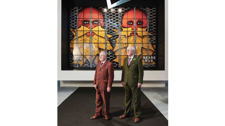 Gilbert & George: la verdadera elegancia reside en el humor
