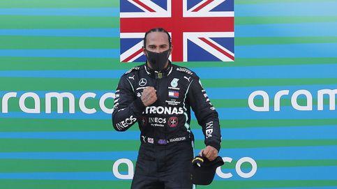 Fórmula 1: Hamilton se pasea en España y un gran Carlos Sainz acaba en la sexta plaza