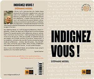 Cómo convertirse en la conciencia de un país  con 93 años y un best-seller de treinta páginas