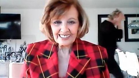 Vídeo: Terelu se marca un Alexia/Merlos en la conexión de Mª Teresa en 'LR'