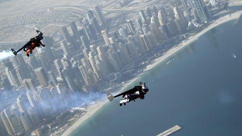 Muere Vince Reffet, el hombre pájaro, en un accidente en Dubái