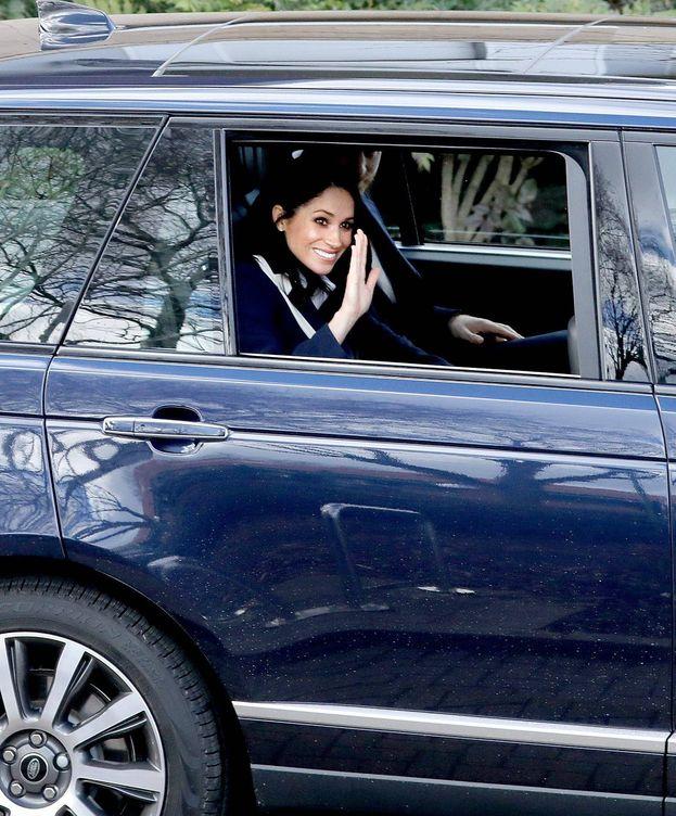 Foto: La duquesa de Sussex en una imagen de archivo. (Cordon Press)