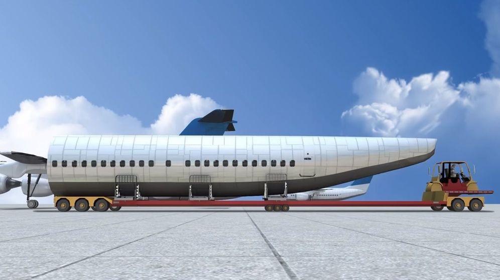 Viajar en avi n el avi n con el que podr an salvarse miles de vidas el invento que - Que peut on emmener en avion ...