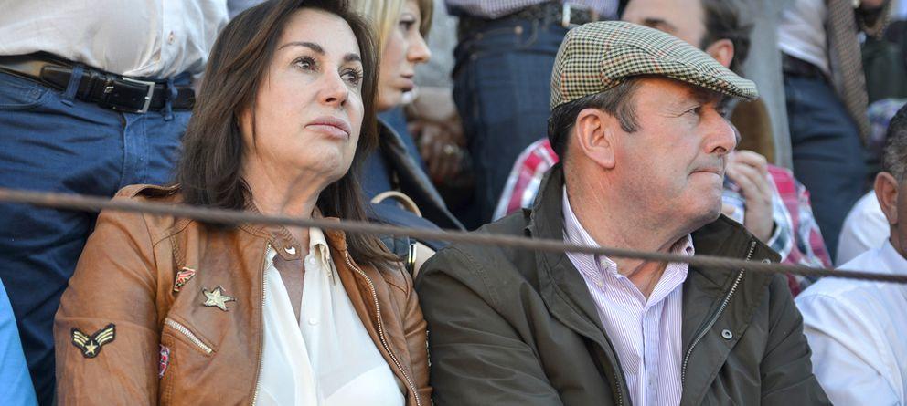 Foto: Carmen Martínez Bordiú y Luis Miguel Rodríguez en marzo de 2014 (Gtres)