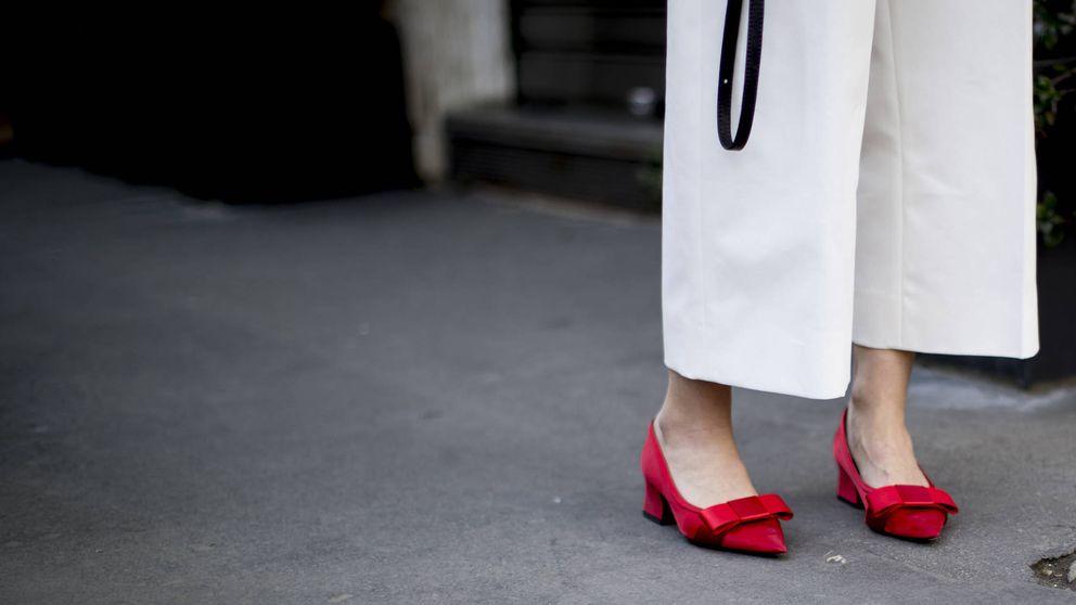 Estos son los zapatos a todo color que te vestirán de los pies a la cabeza