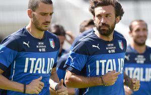 Prandelli se juega el pase con el sistema que hizo grande a la Juve