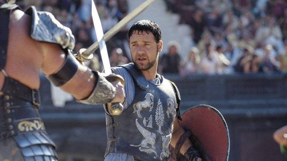 ¿Quieres la armadura original de Gladiator? Russell Crowe te la vende