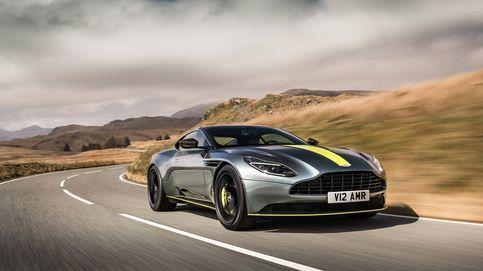Aston Martin DB11 AMR, la nueva estrella británica