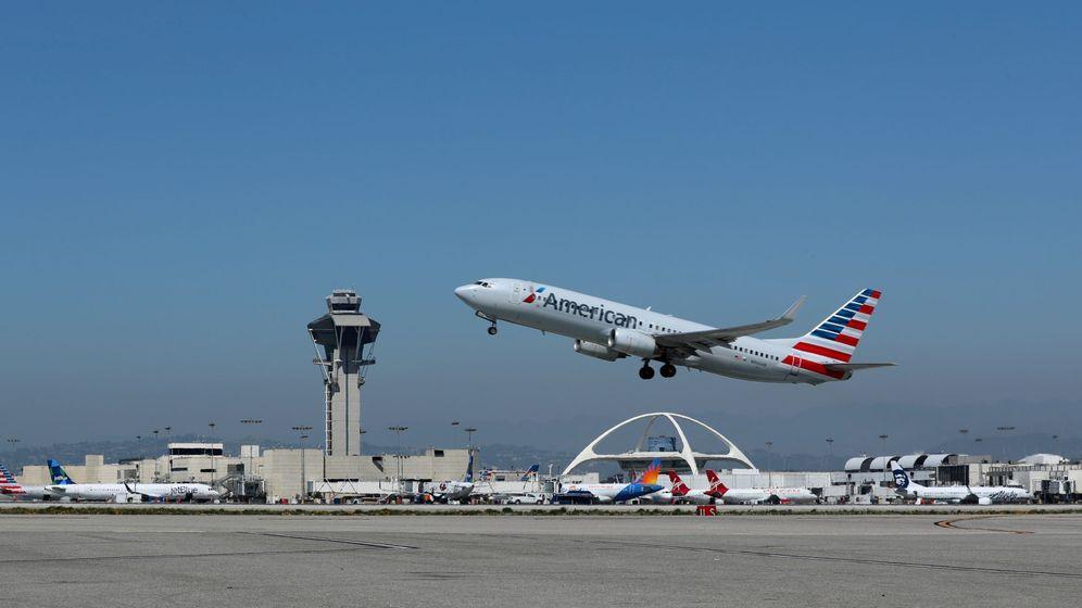 Foto: El vuelo saboteado iba a llevar a 150 pasajeros desde Miami hasta Nasáu (Reuters/Mike Blake)