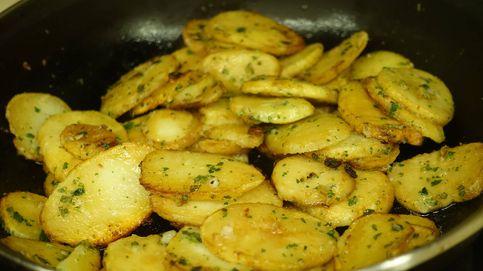 Patatas panadera, un clásico más saludable si se hace al horno
