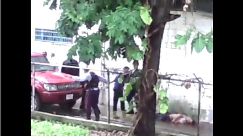 La policía de Venezuela dispara en la cabeza a un preso en Aragua
