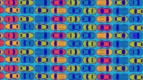 Acertijo viral: ¿eres capaz de encontrar los tres coches descapotables?