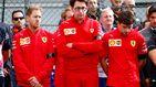 Leclerc se suma a la crisis de un equipo que no está a la altura del nombre Ferrari
