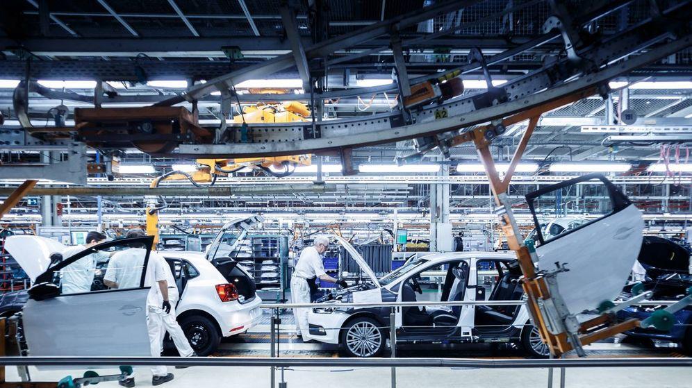 Foto: Fábrica de Volkswagen en Landaben