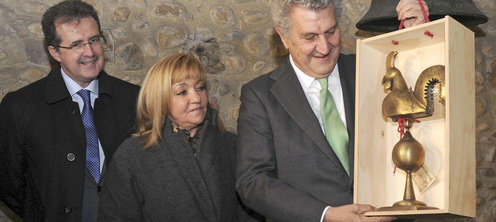 Foto: Fotografía de archivo de la presidenta de la Diputación, Isabel Carrasco. (EFE)