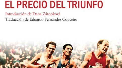 Zátopek, el precio del triunfo y la victoria sobre el dolor