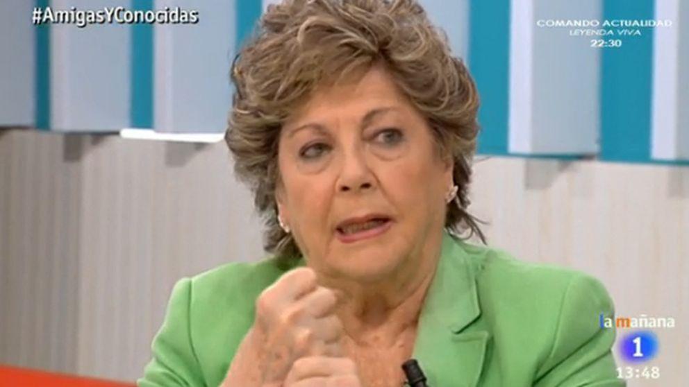 El exorcismo que sobrecogió a Paloma Gómez Borrero en Italia