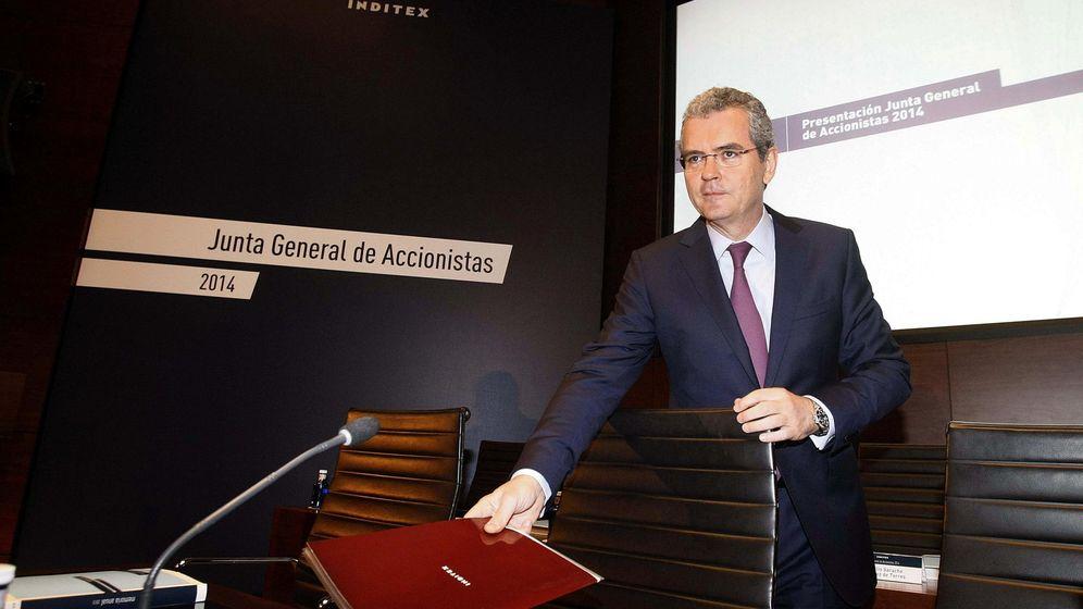 Foto: Inditex gana un 5% más y premia al accionista subiendo un 7,5% el dividendo