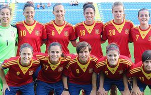 La selección femenina hace historia y participará en su primer Mundial