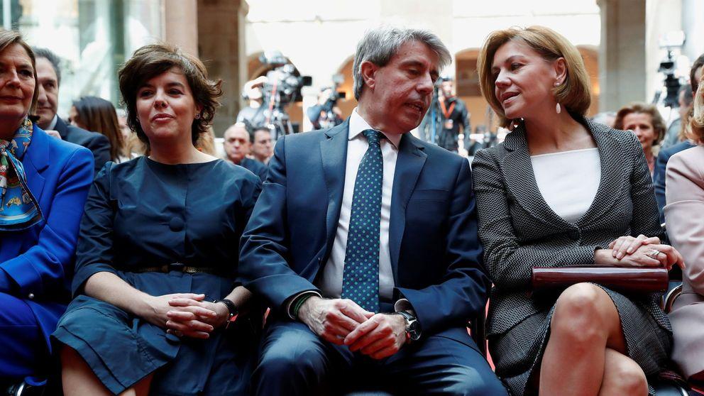 Directo | La Comunidad de Madrid celebra un 2 de mayo marcado por el 'caso Cifuentes'