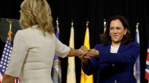 Por qué importan los looks inaugurales de Kamala Harris y Jill Biden