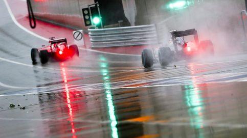 McLaren recuerda de qué huye y Pirelli estudia cómo 'volar' bajo la lluvia