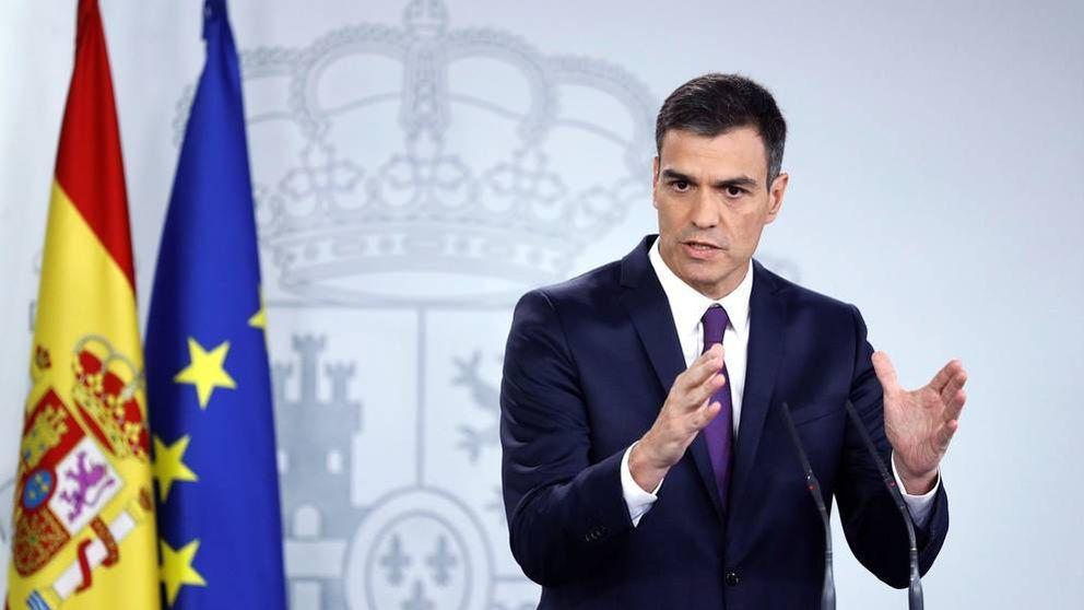 Sigue la comparecencia de Pedro Sánchez tras la decisión del Supremo sobre las hipotecas