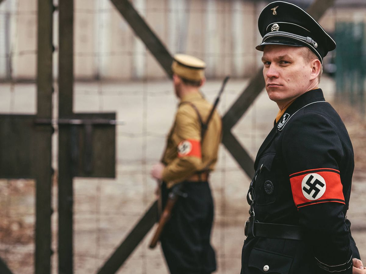 Foto: Imagen de la serie documental 'El ascenso de los nazis'. (Movistar )