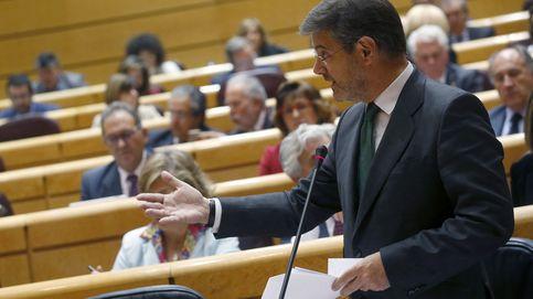 El PSOE pide ya la dimisión de Catalá y el ministro lo acusa de volverse antisistema