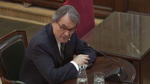 Soraya Sáenz de Santamaría, Joan Tardà, Artur Mas... Todas las fotos de los testigos del 'procés'