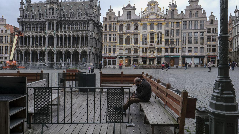 Bélgica, el país con la peor curva de contagios de Europa, entra en semiconfinamiento