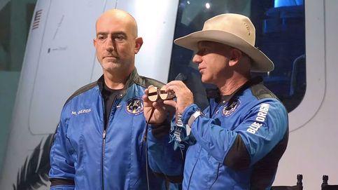 Jeff Bezos agradece a los empleados de Amazon por pagar su viaje al espacio