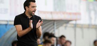 Post de Xavi Hernández planta al Barcelona y no ocupará su banquillo (por ahora)