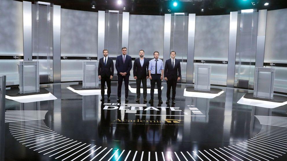Minuto de oro del debate electoral: así han aprovechado sus 60 segundos para seducir