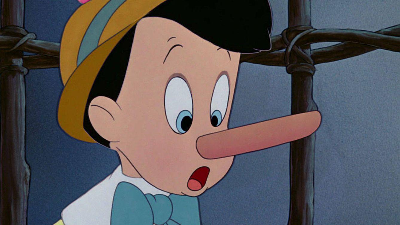 Foto: Fotograma de 'Pinocho'. (Disney)