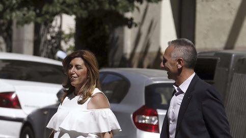 Susana Díaz desautoriza la política de pactos de Pedro Sánchez contra el PP