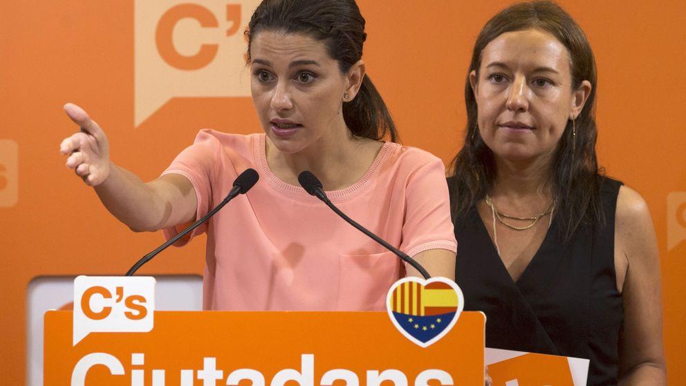 Arrimadas elige de número dos a Marina Bravo y Garicano renuncia a ir en su lista