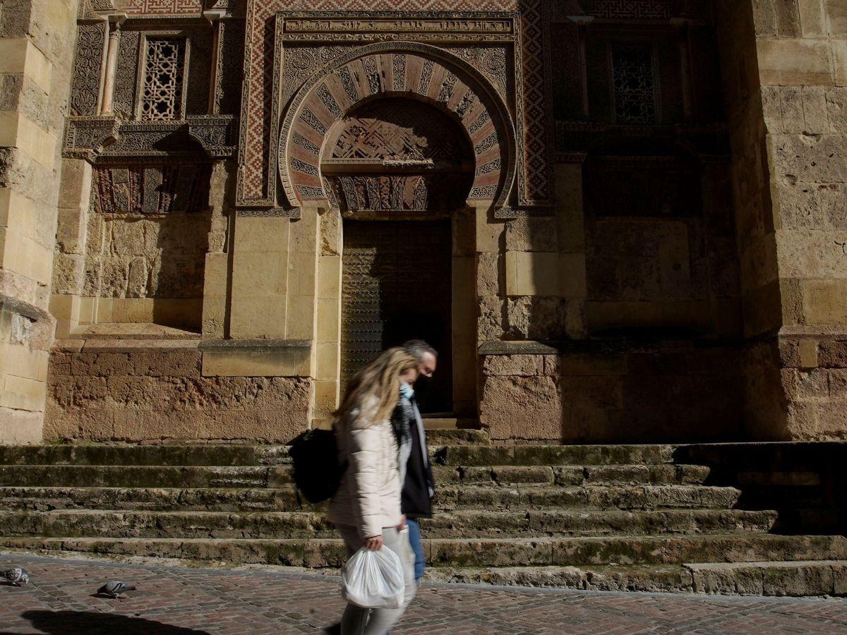Foto: La mezquita de Córdoba, el pasado día 18. (EFE)
