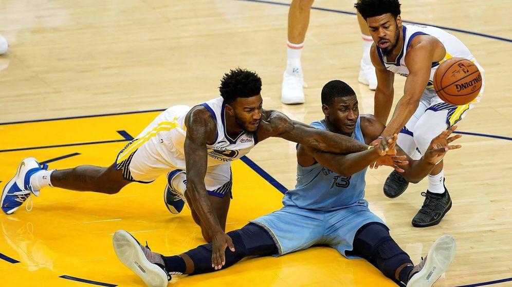 Foto: Los Golden State Warriors han ganado tres de los cuatro últimos títulos de la NBA. (Reuters)