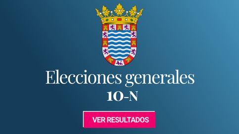 Resultados de las elecciones generales 2019 en Jerez de la Frontera