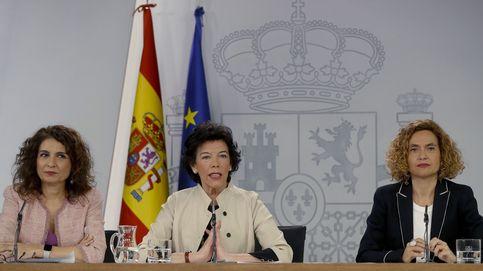 Siga en directo la rueda de prensa del Consejo de Ministros
