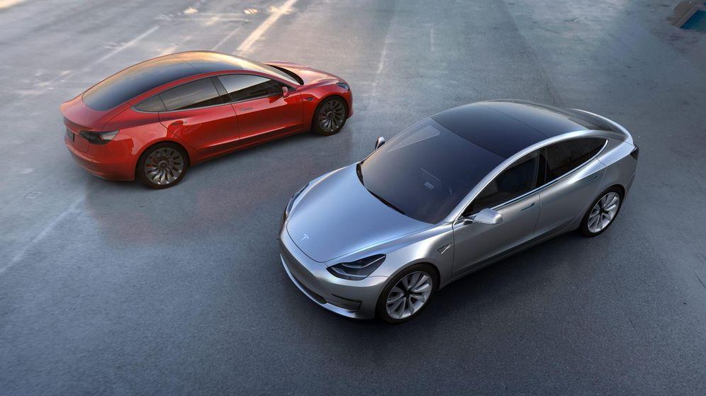 Foto: El nuevo Tesla Model 3  llegará en 20 meses al mercado (Foto: Tesla)