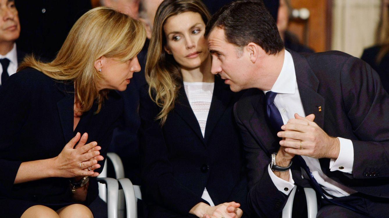 Foto: Golpe de efecto de Felipe VI tras un año de reinado: retira a Cristina el Ducado de Palma