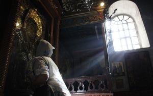 Una Tierra Santa sin cristianos: 'Vivimos un gran éxodo humano'