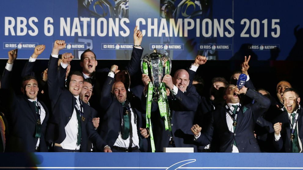 El Seis Naciones se tiñe verde: Irlanda revalida el título